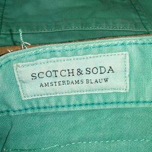 Scotch & Soda Shorts - Scotch & Soda men's shorts with attached susize 33